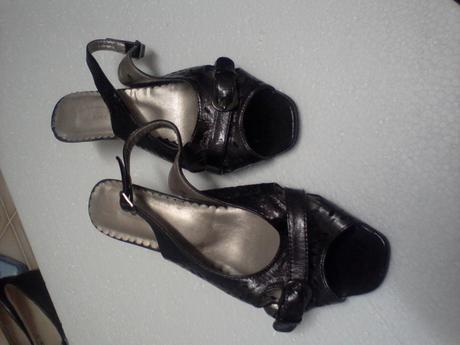 Dámské topánky pošta v cene., 38