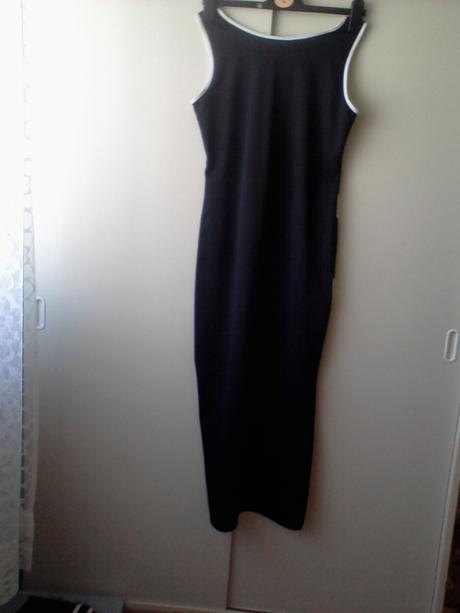 Dlhé šaty pošta v cene., M