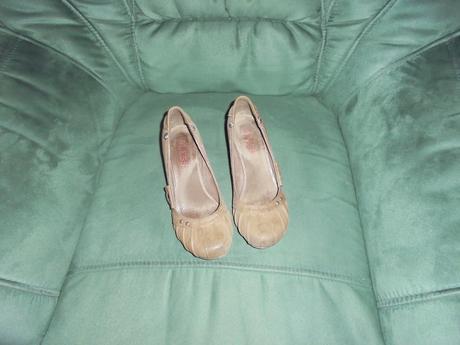 Topánky, 36