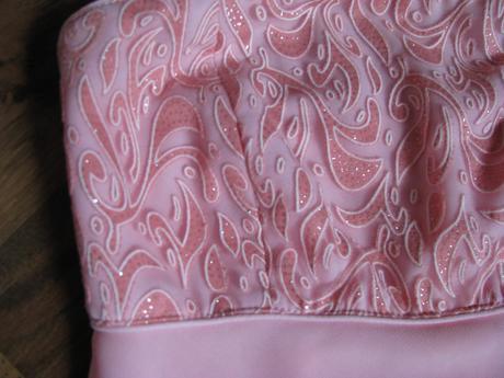 ružové šatky pre družičky, 36