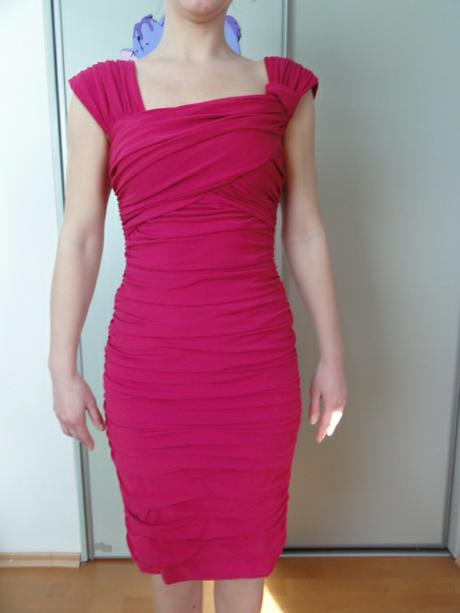 098ce83fbf9f Predám nádherné spoločenské šaty veľ.36