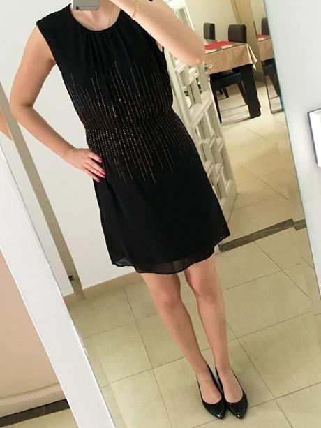 Elegantni saty Vero moda, 36