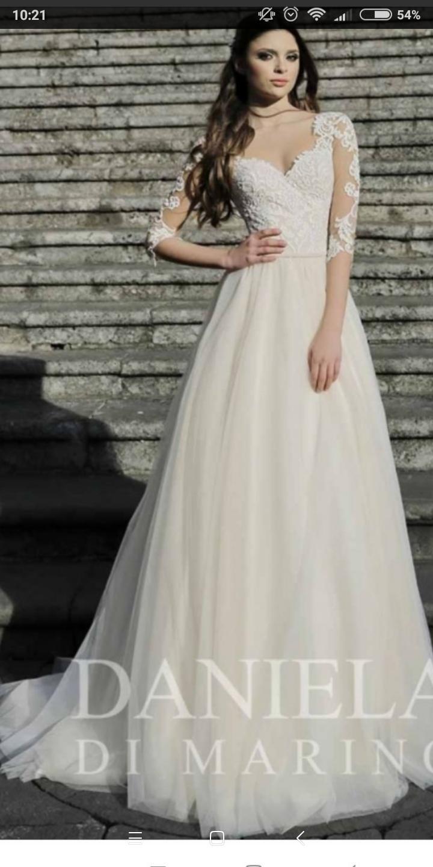 8a29b5d2cc89 Svadobné šaty s čipkou