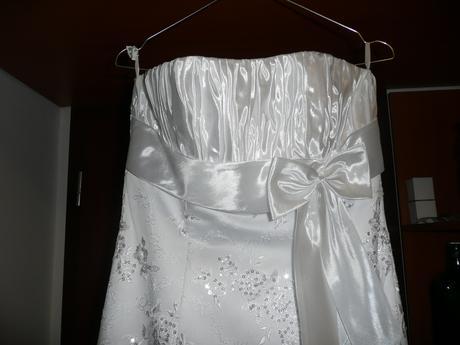 Svadobné šaty 38-40, 38