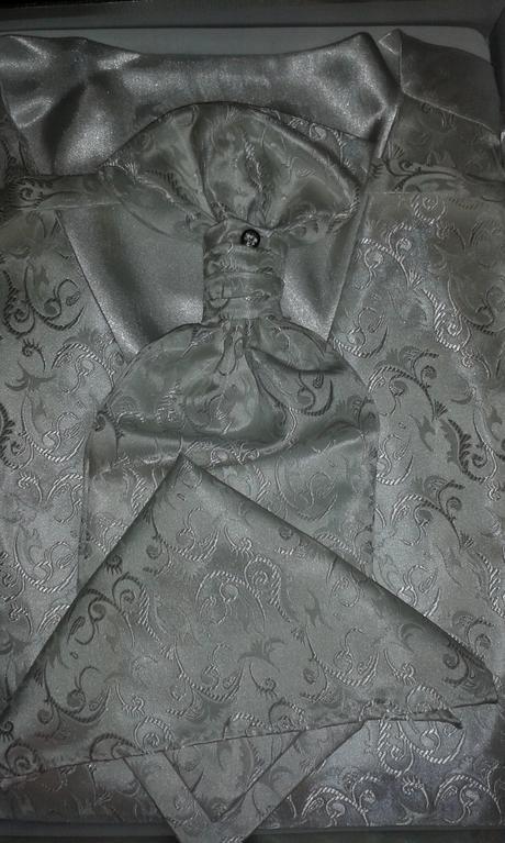 svadobná vesta, 42