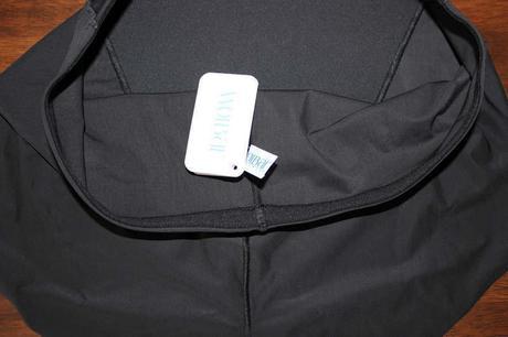 Stahovací kalhotky černé XL, XL