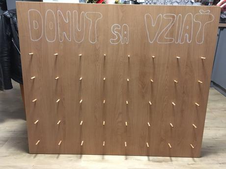 Donut stena,