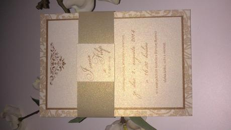 Nádherné svadobné oznámenia,