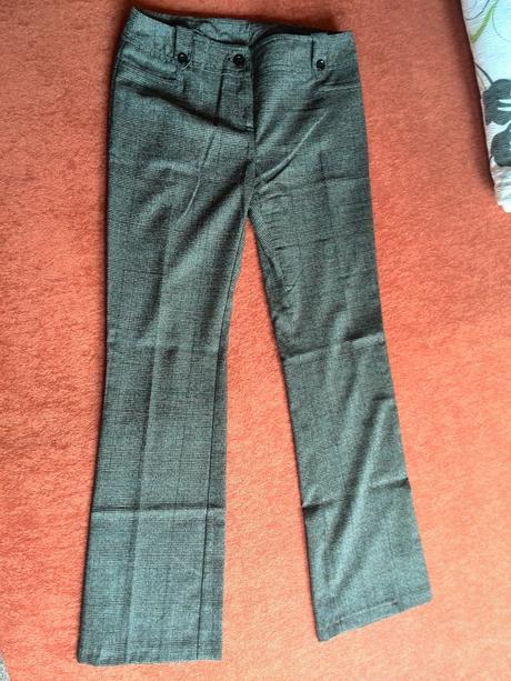 Dámské společenské kalhoty, 38