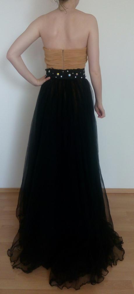 Bohatá tylová sukňa, 36, 36