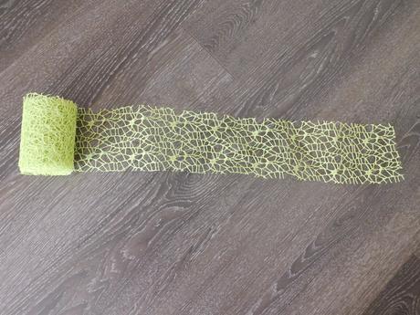pavučina zelená ,