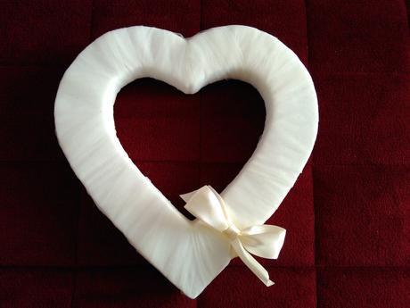 Svatební srdce,