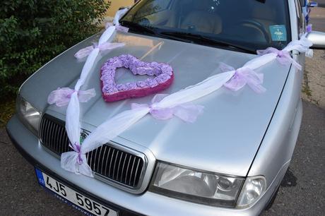 Vyzdoba ženich a Nevěsta,