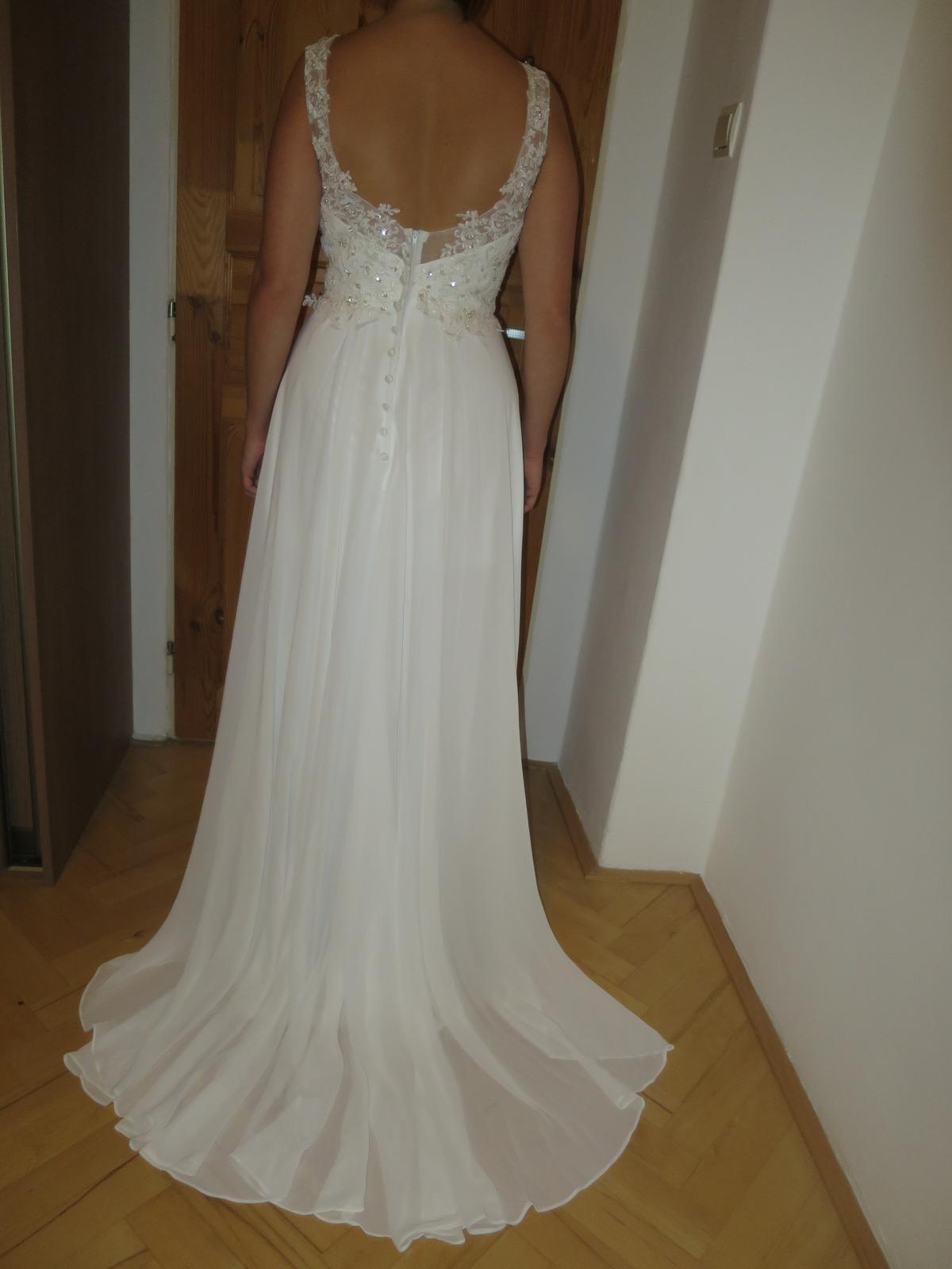 Svatební šaty - nepoužité 47f407affc