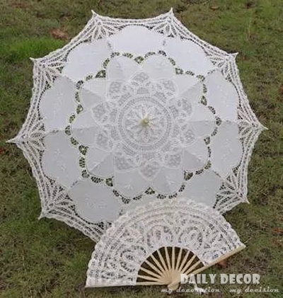 Dáždnik a vejár,
