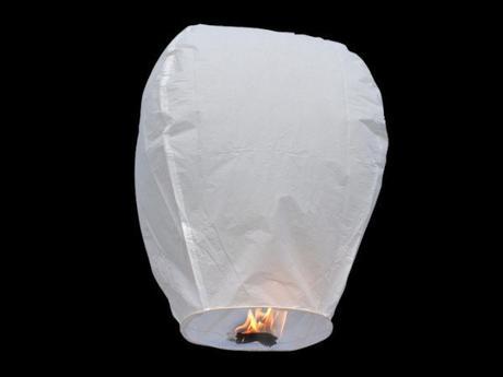 Lampióny šťastia 15 ks,