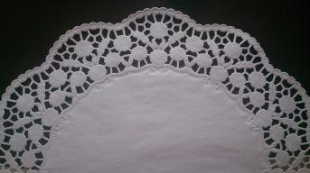 Papier pod tortu, priemer 36 cm,
