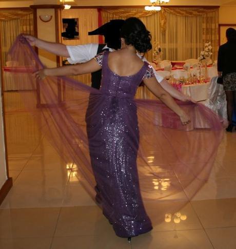 Luxusné spoločenské šaty - reálna fotka, 36