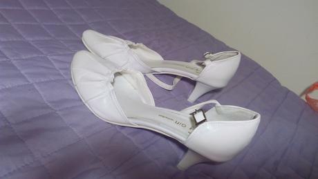 svadobné topánky Gift, 39