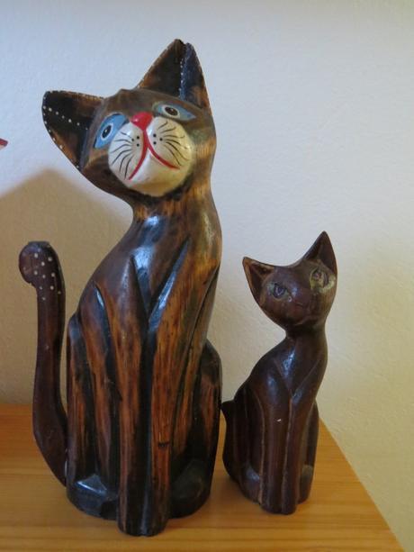 Drevené mačky,