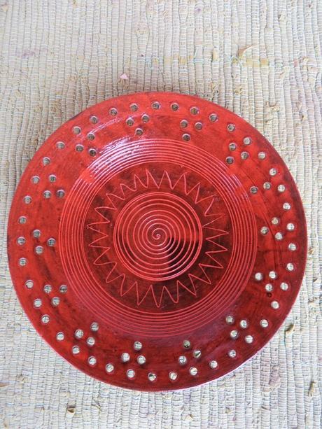 Keramický tanier,