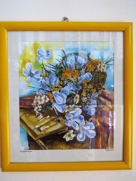 Kvetinový obraz,