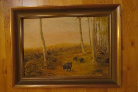 Maľovaný obraz 3,