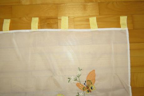 Motýliková záclonka,