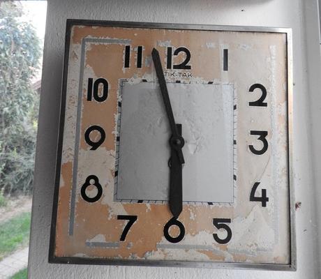 Staré hodiny,