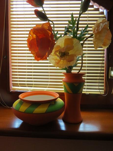 Vaza a kvetináč,