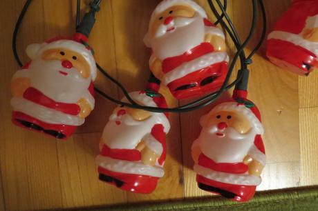 Vianočné sviečky,