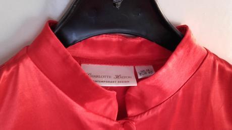 Červený kabátik, 40