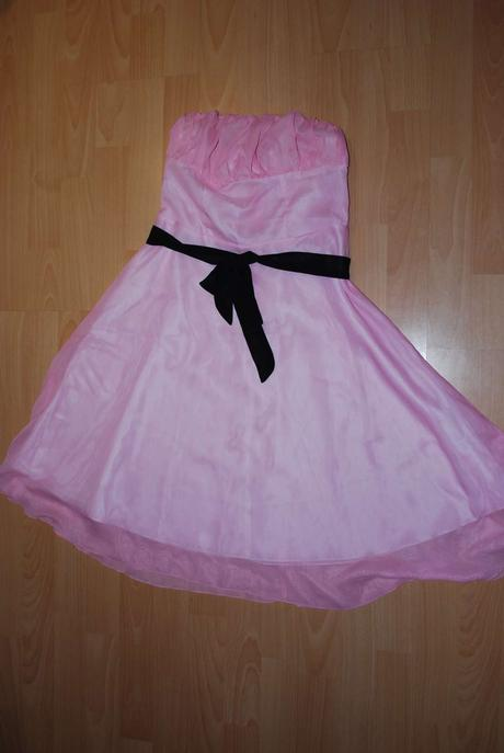 Družičkovské šaty 3ks, 38