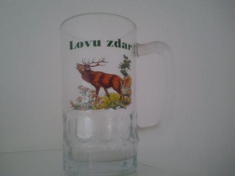Pivový pohár,