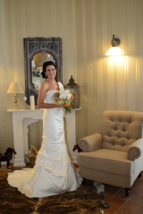 Svadobné šaty zn. Allure Bridals 36-40, 36