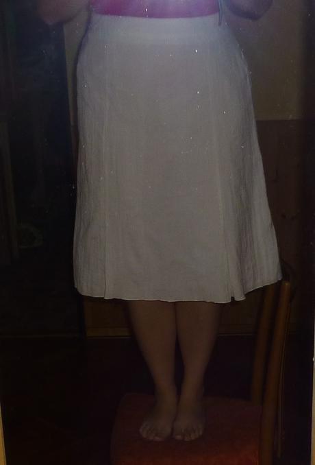 Společenská sukně, 40
