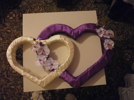Dvojsrdce fialovo-smotanove,