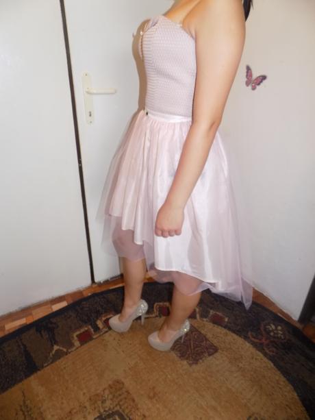 Ružové šatky , S