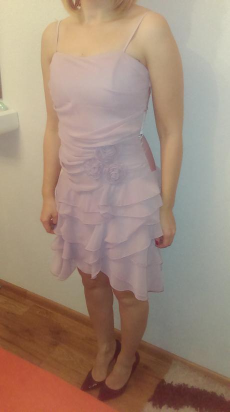 krátke spolocenské šaty, 38