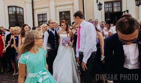 Saténové svatební šaty DIANE LEGRAND, 38