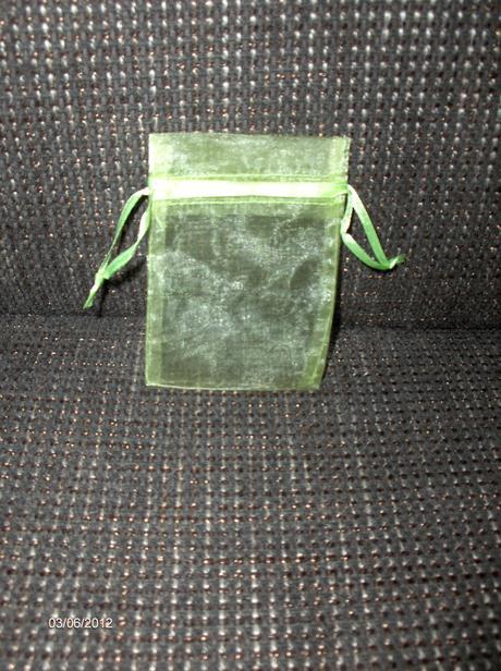 Organové vrecká na darčeky pre hosti,