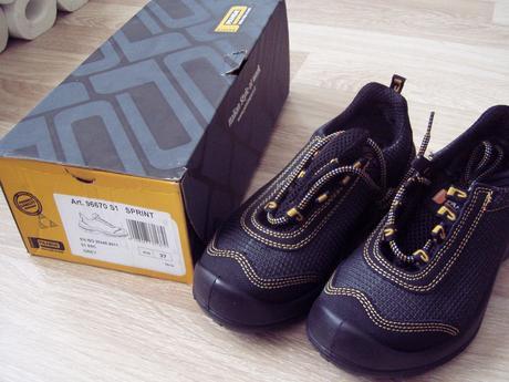 Pracovné topánky dámske,