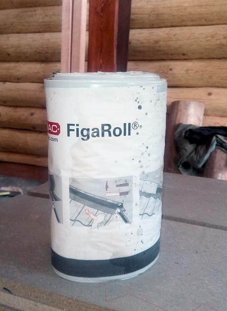 Větrací pás Figaroll,