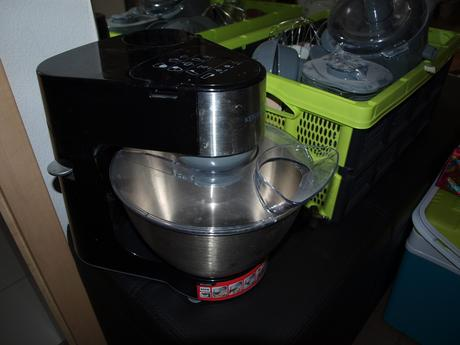 Kuchynský robot Kenwood Prospero KM287 strieborný,