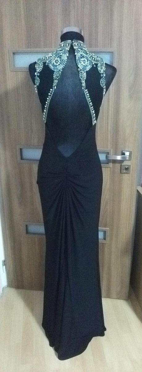 Kamienkové značkové spoločenské šaty d45fe60bd85