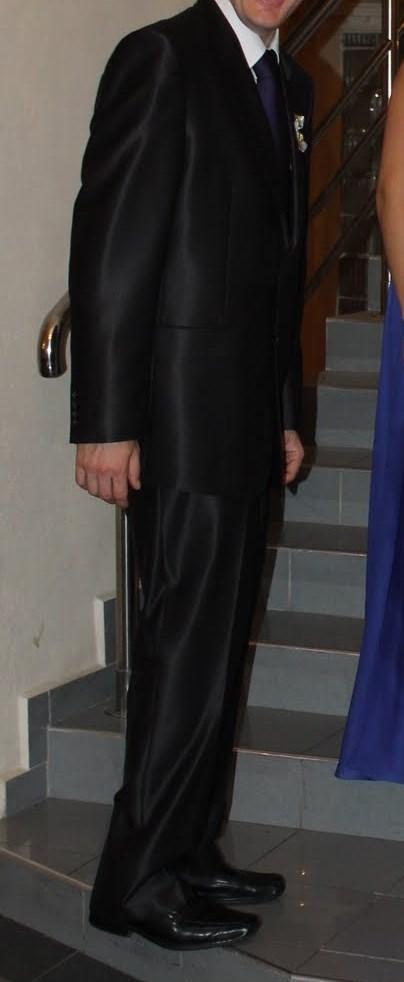 slavnostny oblek, nohavice predlzena velkost 104, 56