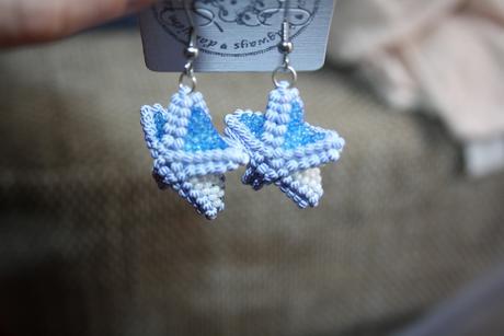 Modre hviezdice,