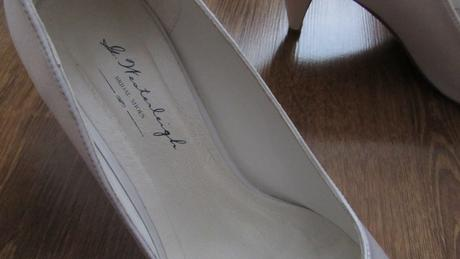 Svadobné lodičky G. Westerleigh model Diana, 38