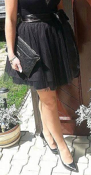 Tylová suknička na predaj , 40