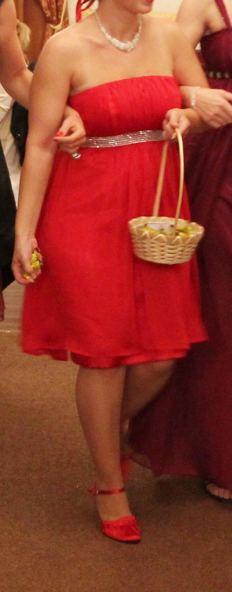 Šaty na redový, 40